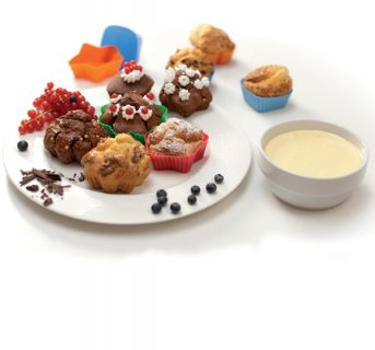 Muffin moulds- Pirottini Multidesign